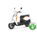 SYM Mio 50i White Orange