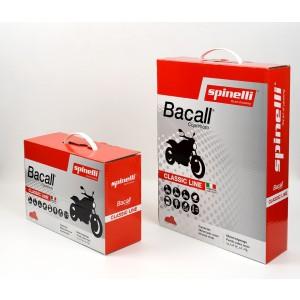 Beschermhoes Bogart / Spinelli scooter + windscherm + koffer