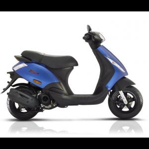 Piaggio Zip 50 Mat Donker Blauw