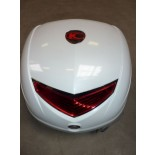 Koffer 33 ltr Kymco wit NH193 Soft