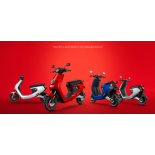 NIU M+ Serie alle kleuren elektrische scooter
