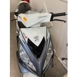 Peugeot Speedfight scooter gebruikt