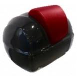 Topkoffer vespa zwart zonder rugsteun