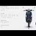 Primavera 50 4T 4V Touring  specificaties